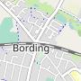 2 værelses bolig til leje, Bording