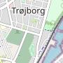 1 værelses lejlighed til leje, Århus