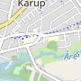 2 værelses lejlighed, Karup Jylland