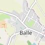 2 værelses lejlighed, Balle