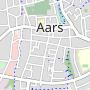 2 værelses rækkehus til leje, Aars