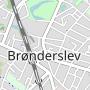 3 værelses rækkehus til leje, Brønderslev